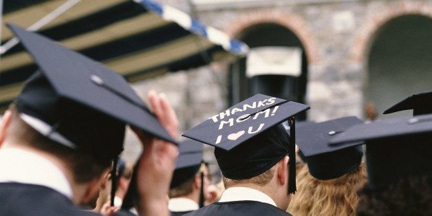 Graduation Is a New Chapter For Our Kids And For Us | HuffPost Life