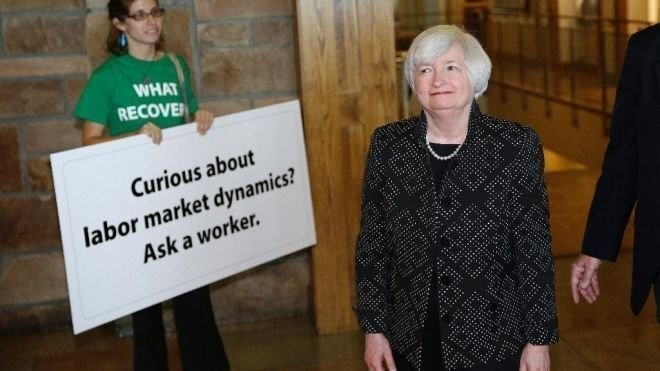 Progressive Groups Go On The Offensive Against A Fed Interest Rate Hike