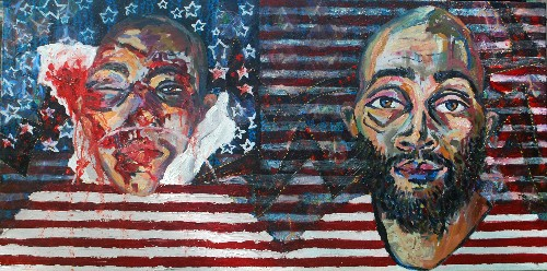 The Power Of Activist Art: Looking At Police Brutality, A First Step To Healing