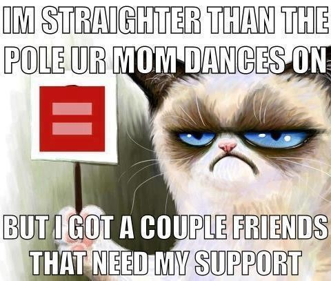 Homophobic Support of Same-Sex Marriage Is Annoying