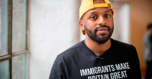 'It's A Battle For The Soul Of Britain': Refugee Magid Magid On His Bid To Be An MEP