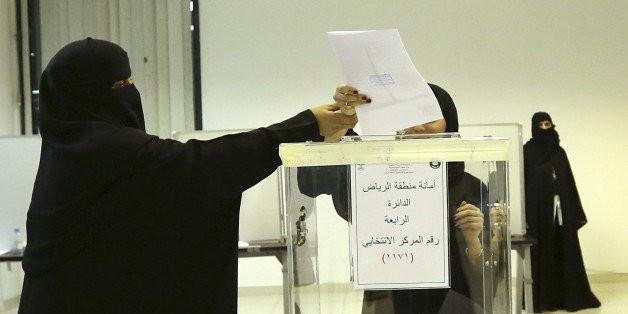 Is Saudi Women's Vote a Step Forward?