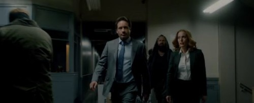 New Behind-The-Scenes 'X-Files' Footage Is All About Nostalgia