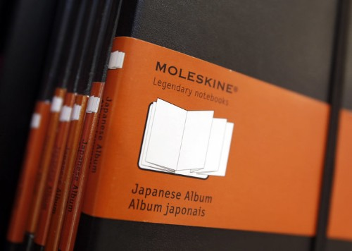 So THAT'S How You Pronounce 'Moleskine'