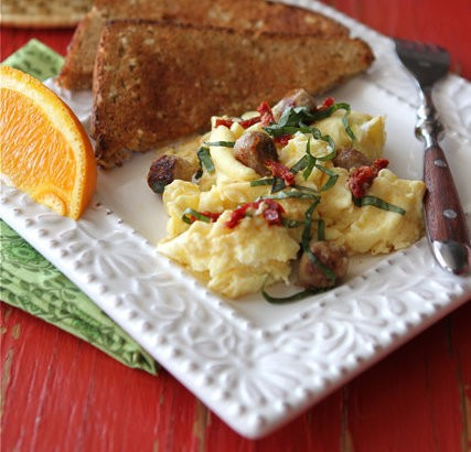 The Best Scrambled Egg Recipes You'll Ever Make (PHOTOS)