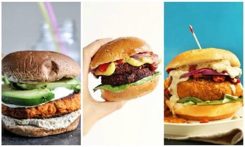 Veggie Burger Recipes That'll Make You A Believer