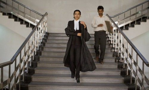How One Female Lawyer In India Is Fighting For Women's Basic Rights