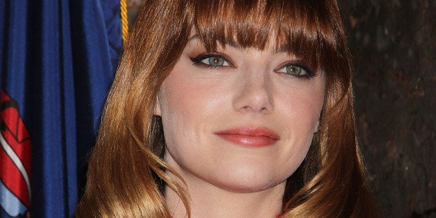 Emma Stone On Body Image: 'We're Always Too Skinny Or Too Fat'