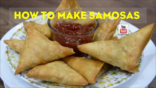 How to make Samosa's LIKE A BOSS! | Indian Recipes #CookwithAnisa #recipeoftheday