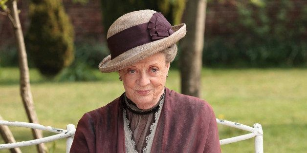 Dame Maggie Smith's Best One-Liners From Downton, As Told By Gifs