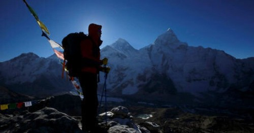 British Man Dies On Mount Everest