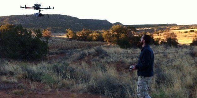 Drones Reveal Hidden Ancient Village Buried In New Mexico
