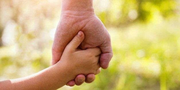 Parenting and the Simple Power of Touch