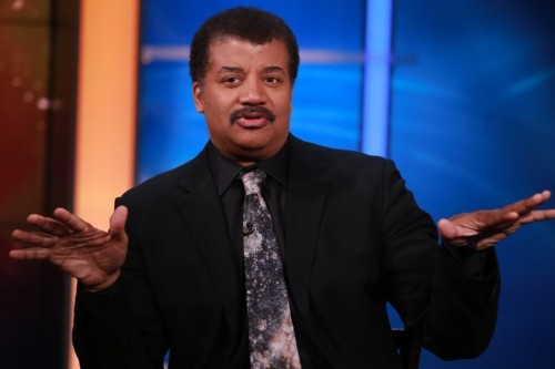 Neil deGrasse Tyson: Trump's Budget Will Make America Weak, Sick & Stupid