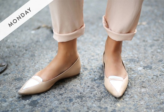 A Guide to Wearing Flats, 7 Days a Week