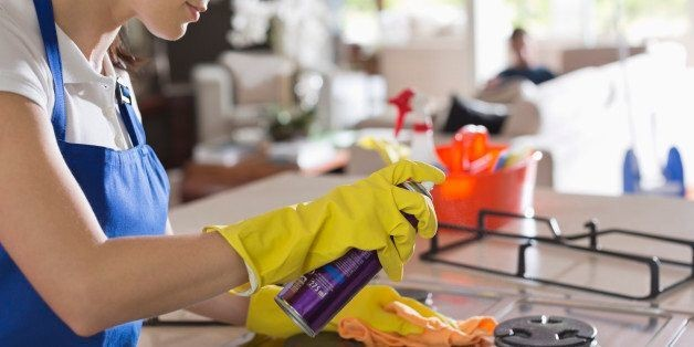 This Brilliant Kitchen Hack Makes Cleaning Your Stove Easier Than Ever   HuffPost Life