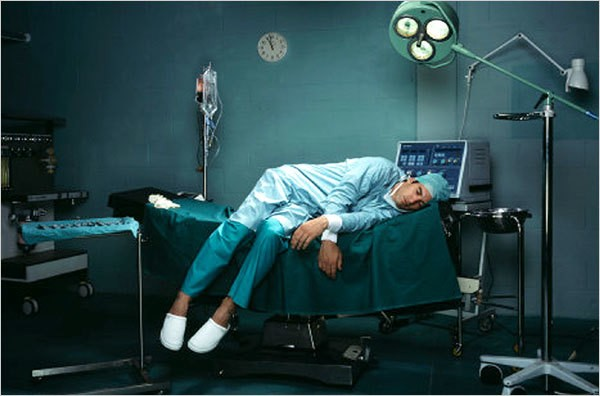 Physician Burnout: How heath care is Pushing doctors out of business! - cover
