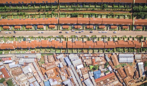 How Using A Drone Changed The Way This Photographer Saw Inequality
