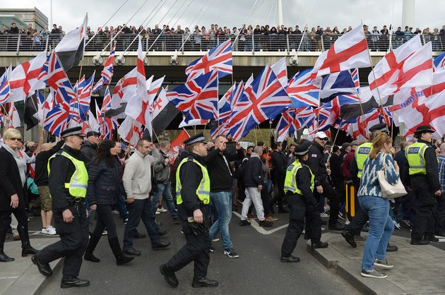 Facebook Bans Far-Right Groups EDL, BNP, Britain First And The National Front
