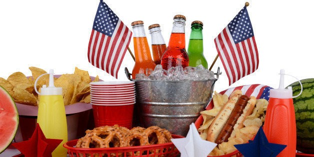 10 Best All-American Dishes for Your July 4th Cookout
