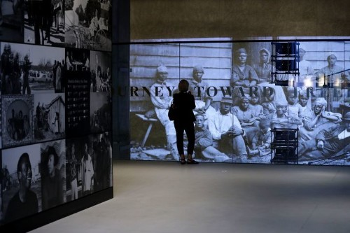 Here's What It's Like To Walk Through The First National Black History Museum