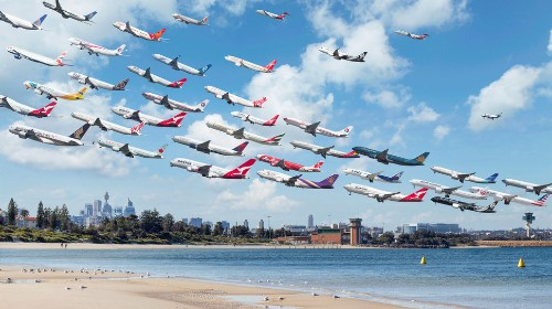 These Stunning 'Airportraits' Show The Beauty Of Flight At Airports Around The World