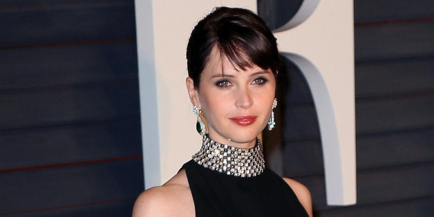 The First Stand-Alone 'Star Wars' Movie Is Called 'Rogue One' And Stars Felicity Jones
