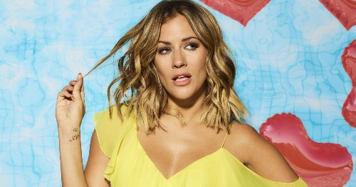 Love Island's Caroline Flack Says Show's Critics Are Just Out To 'Pick It To Pieces'