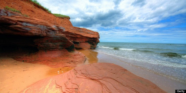 7 Most Colorful Beaches | HuffPost Life