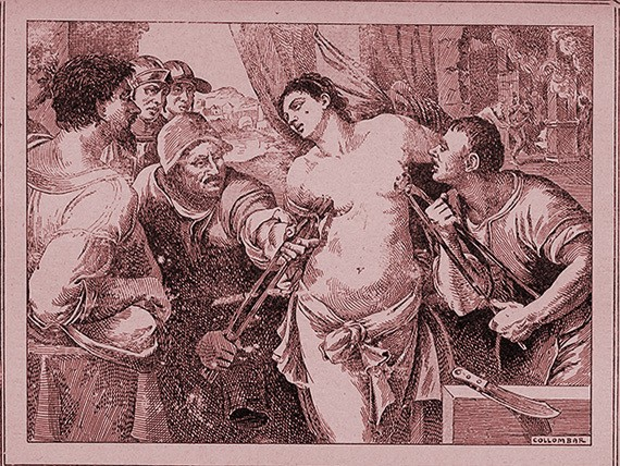 9 Torture Methods of the Ancient World