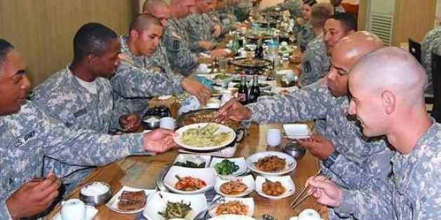 9 Stories of Soldiers' First Meals Back Home