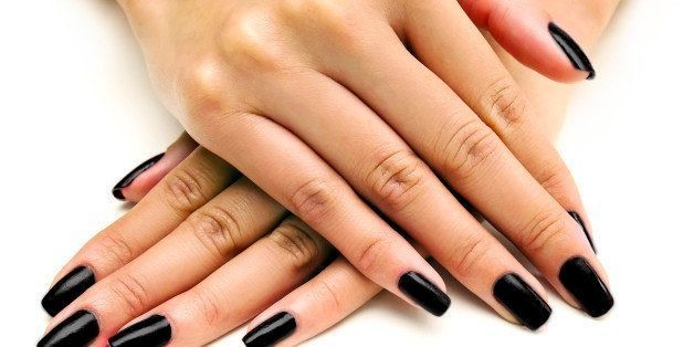 7 New Dark Nail Colors To Try This Fall