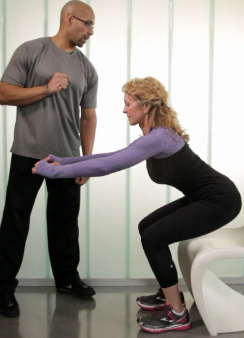 BADASS TO THE BONE: Celebrate National Osteoporosis Month With 5 Easy Exercises