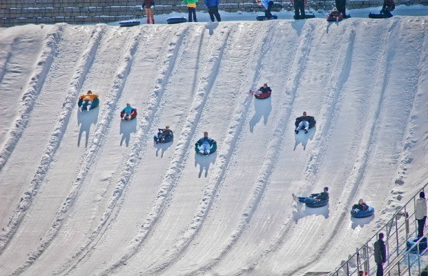 Make the Most of the Snow: 5 Excellent Tubing Adventures in the U.S.