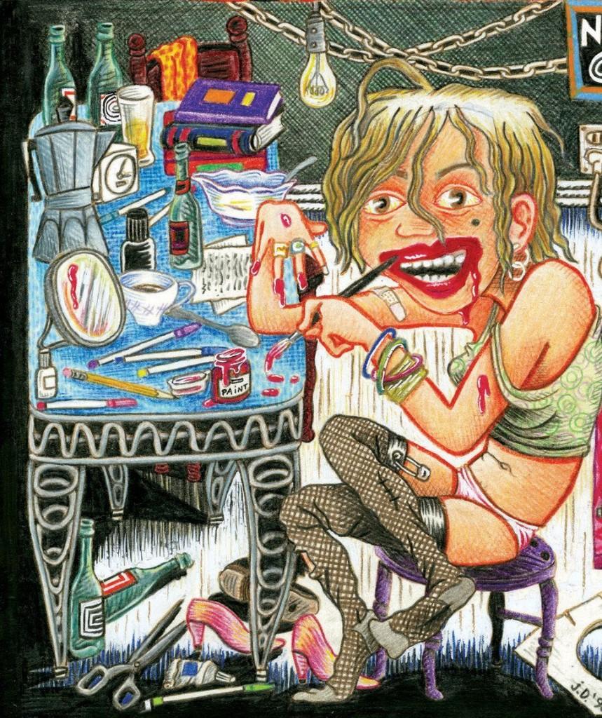 BOOKS ECLECTICA - Magazine cover