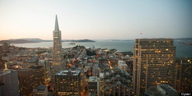 Best Hotels in San Francisco for Mixing Business with Pleasure (PHOTOS) | HuffPost Life