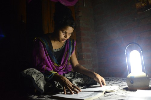 Solar: The Catalyst for Economic Growth and Improved Health in the World's Most Rural Locations