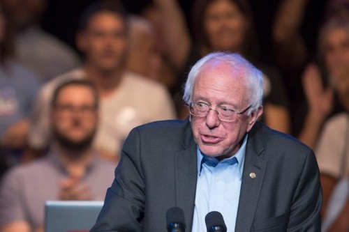 Bernie Sanders Explains How Taxing The Rich Will Pay For His Policies