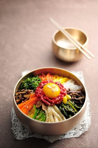 Bibimbap, The Delicious Dish That You're Probably Too Afraid To Pronounce | HuffPost Life