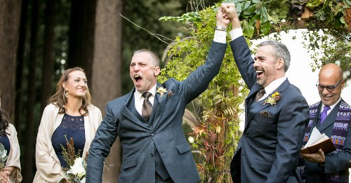 35 LGBTQ Wedding Photos That Are The Definition Of Pure Joy