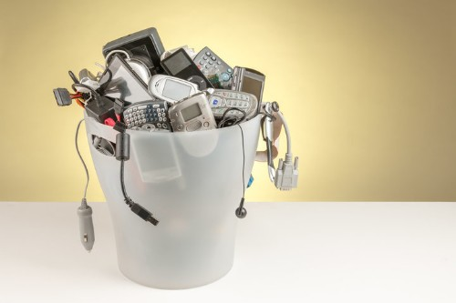 Why America Is Failing So Badly At Recycling Old Electronics