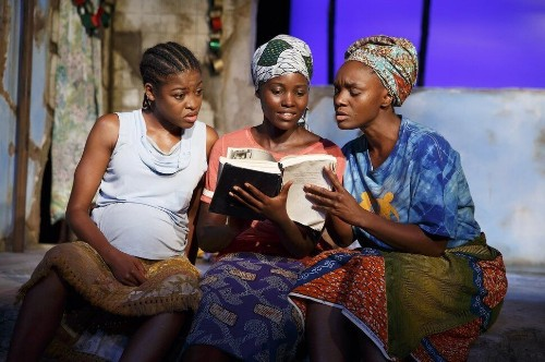 How A Filipino Designer Helped Bring A Story Of Liberian Women To Life