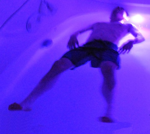 Sleeping Around: How to Sleep in a Sensory Deprivation Tank
