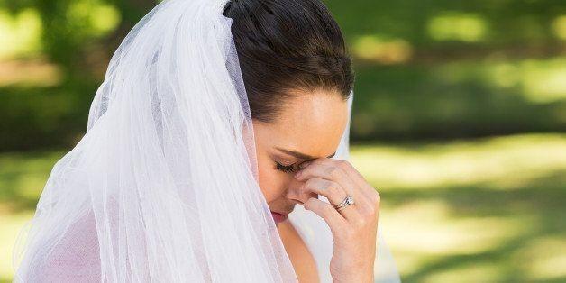 Pre-Wedding Jitters: An Internal Warning Sign to Run   HuffPost Life
