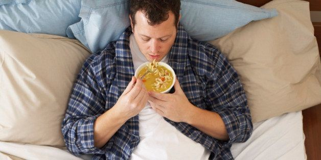 Ask Healthy Living: Why Do We Lose Our Appetite When We're Sick?