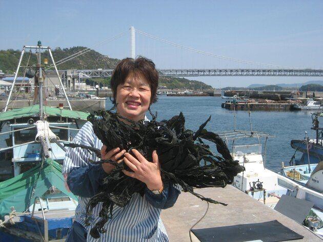 伝統の「下津井わかめ」を甦らせたい。瀬戸内の海産物問屋、廃業からの挑戦。
