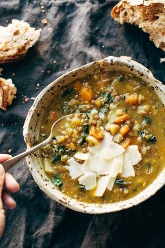 Lentil Soup Recipes That Won't Bore You To Death
