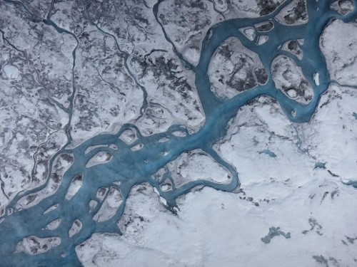 Greenland's Ice Sheet Is Filthy, And That's A Problem