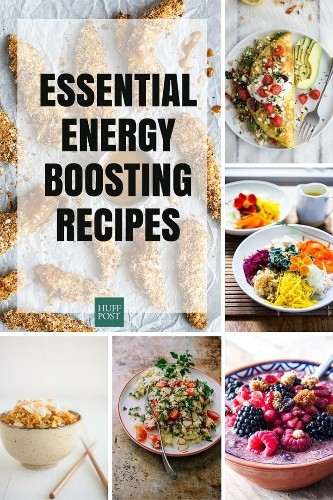Energy-Boosting Recipes That'll Make You Forget All About Coffee