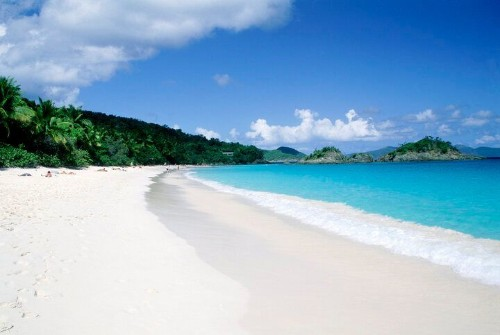 Trunk Bay Has Got To Be America's Most Secret Beach Paradise | HuffPost Life